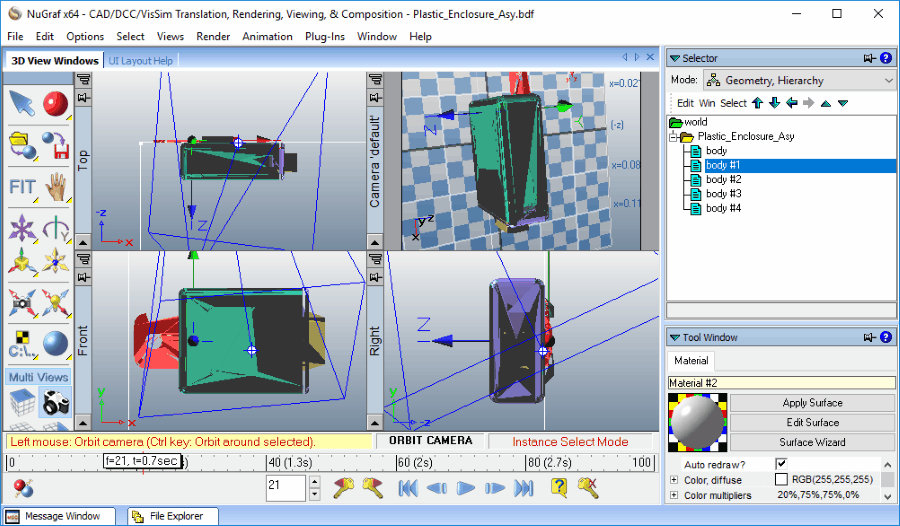free cad viewer for windows 7