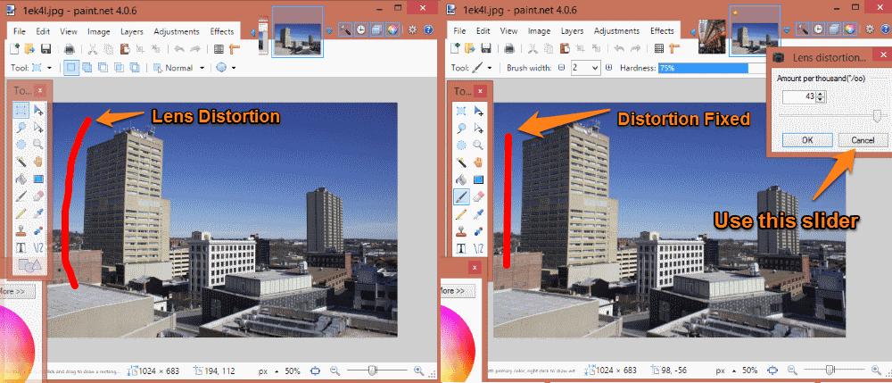 Paint Net Plugins Distortion Static