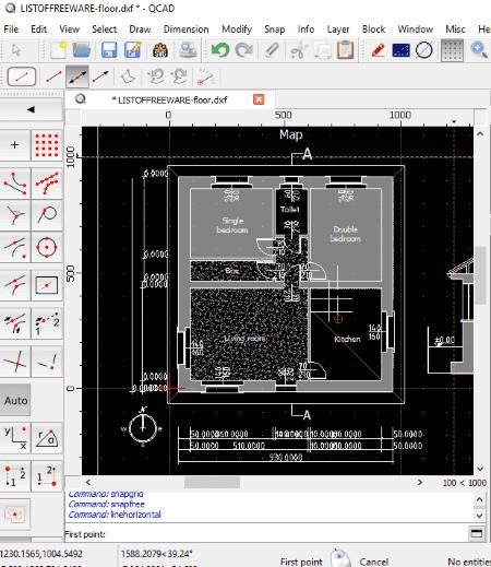 5 Best Free Open Source Floor Plan Software For Windows