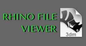 4 Best Free Rhino File Viewer For Windows: 3DM Viewer