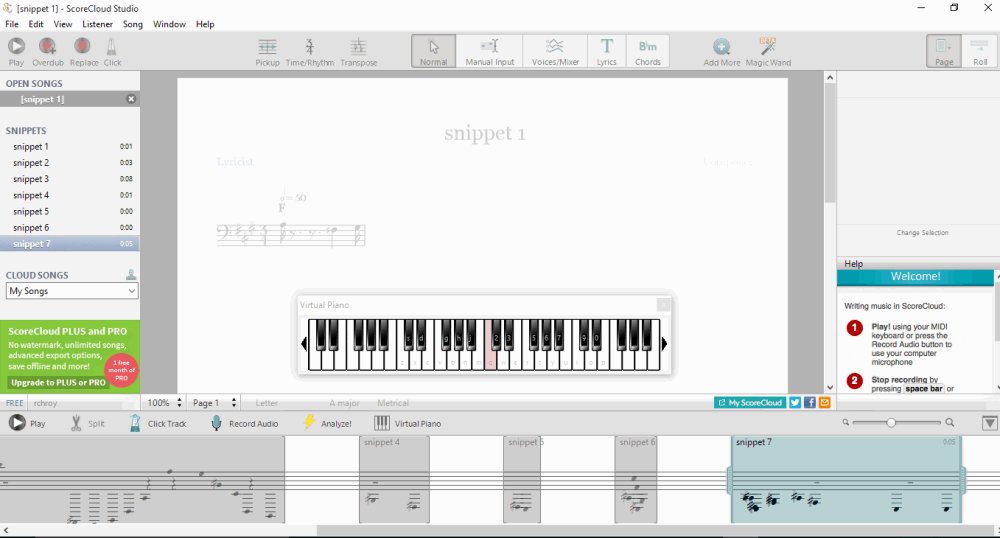 17 Best Free Sheet Music Maker Software For Windows