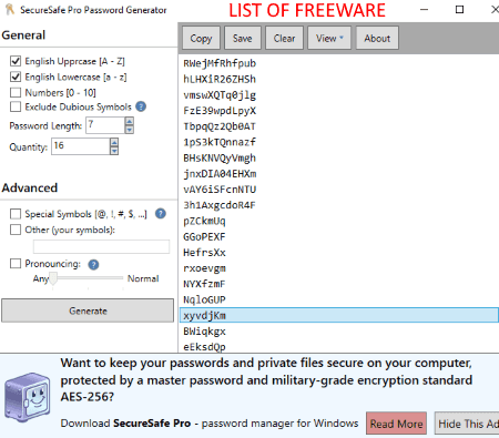 6 Best Free Wordlist Generator Software For Windows
