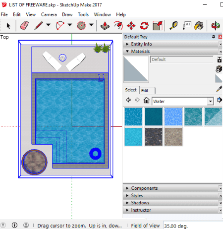 5 Best Free Pool Design Software For Windows