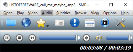 Free Open Source Windows MP3 Software