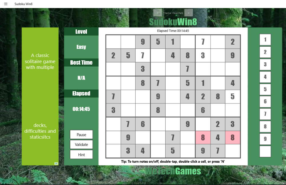 25 best free sudoku games for windows