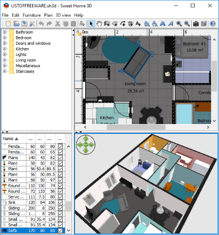 5 Best Free Interior Design Software For Beginners For Windows
