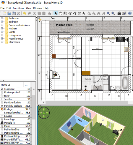 Open Source Floor Plan Software for Windows