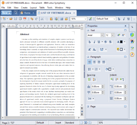 Writing dissertation software