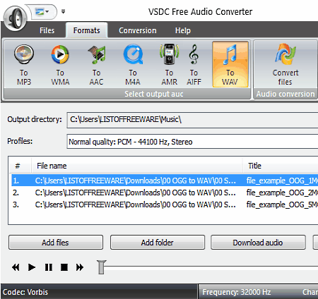 7 Best Free Audio Converter Programs and Services