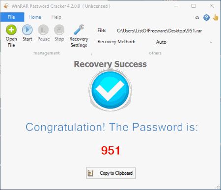 7 Best Free RAR Password Unlocker Software For Windows - ecstore