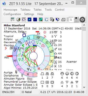 free horoscope software download