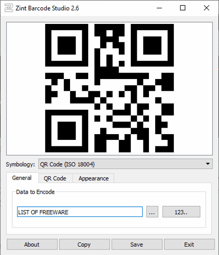 Best 8 Free Open Source QR Code Generator Software For